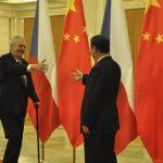 Čínský velvyslanec o naší schůzce lhal