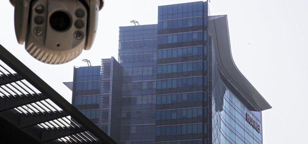 Huawei v Bruselu otevře bezpečnostní centrum