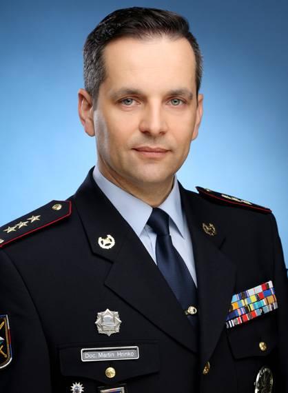 Doc. Ing. Martin Hrinko, Ph.D., MBA, LL.M.,