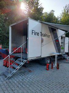 FireTruck SECURITAS ČR s r.o. Axis Communications s.r.o.