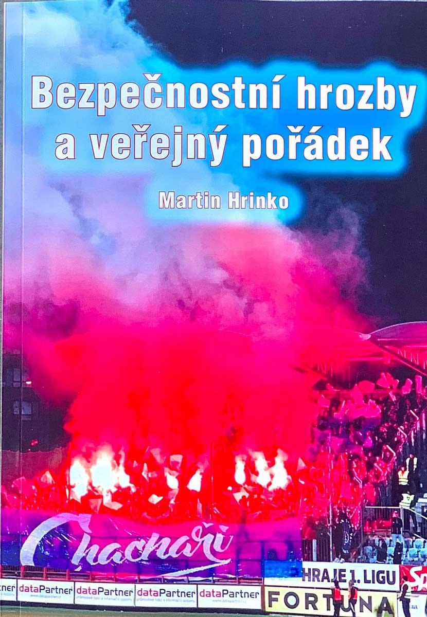 Kniha Bezpečnostní hrozby a veřejný pořádek